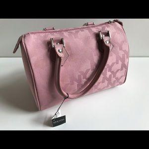 NEW New York and Company Dusty Rose handbag